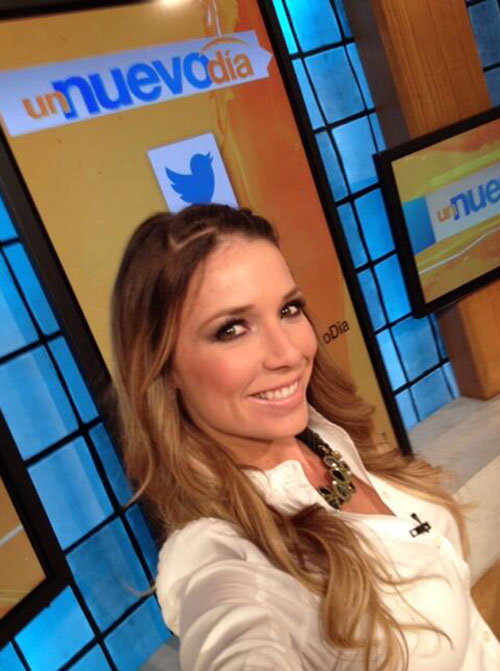 Alessandra Villegas le dice adiós a Telemundo