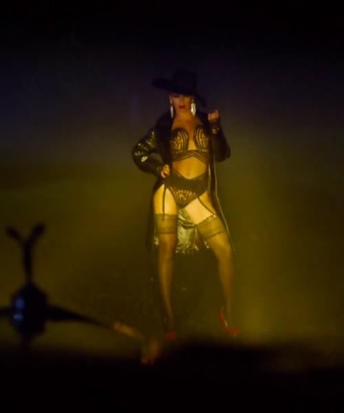 Beyoncé lanza su video más sexy