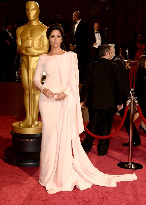 Camila Alves, un Oscar a la belleza latina
