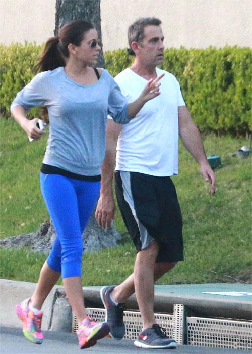 Celebrities que se toman el ejercicio en serio