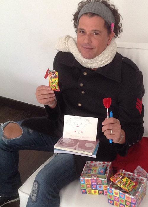 Carlos Vives recibió un premio en Las Vegas