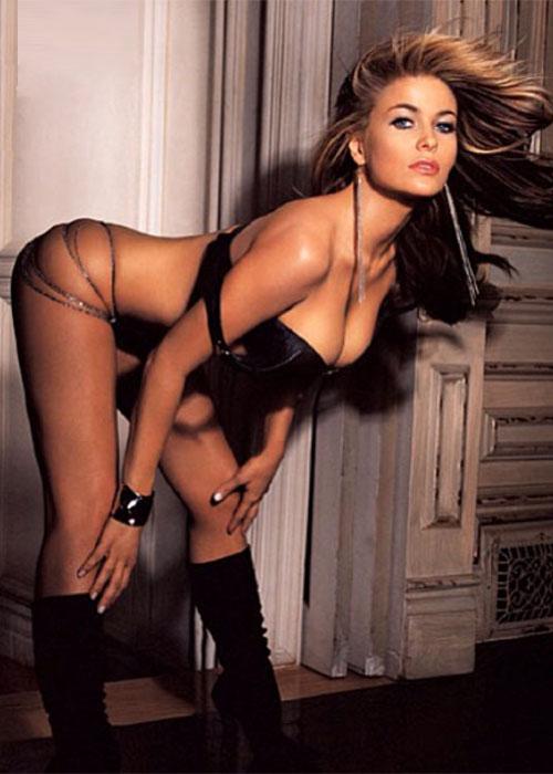 Carmen Electra a los 41 años