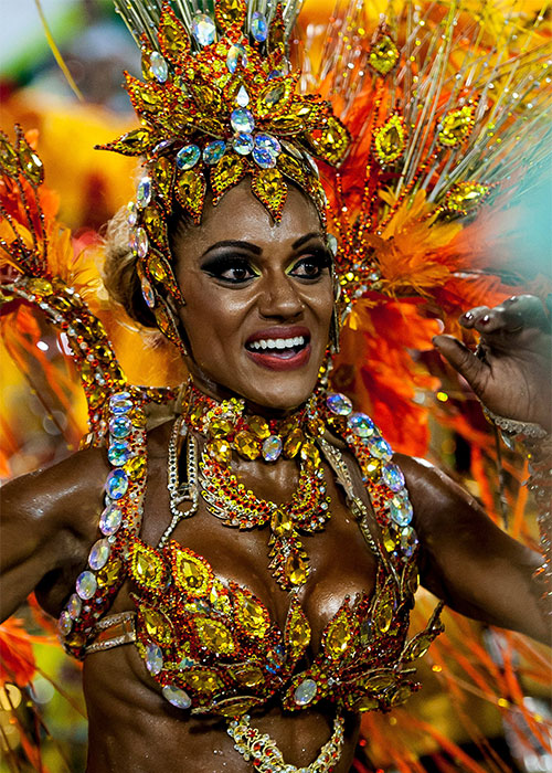 ¡Ganadores del Carnaval de Río: Unidos da Tijuca!