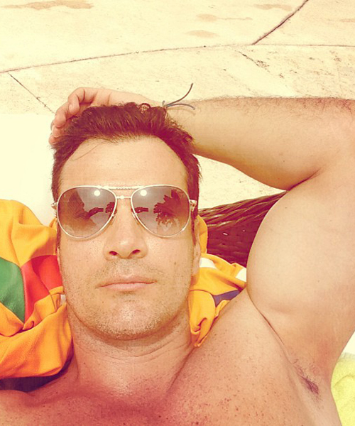 Las mejores selfies de los famosos latinos