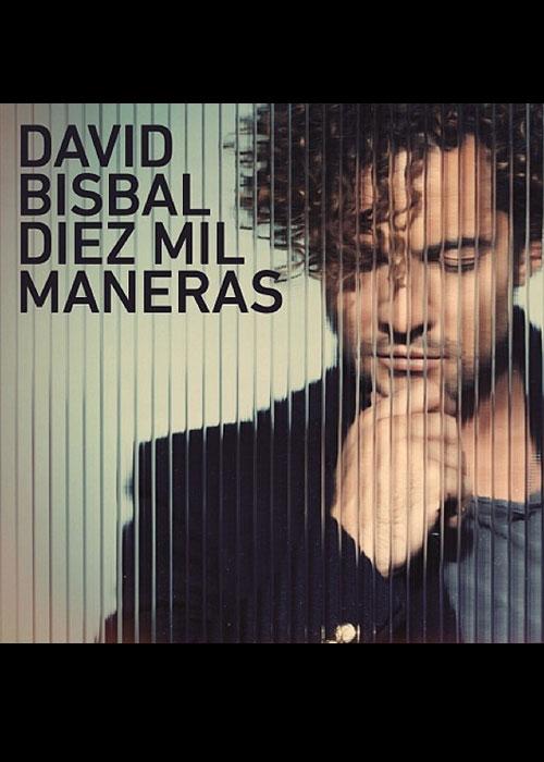 David Bisbal presentó su nuevo disco, mediometraje y gira