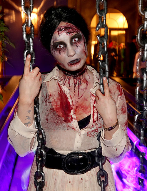 Los loquísimos looks de Demi Lovato