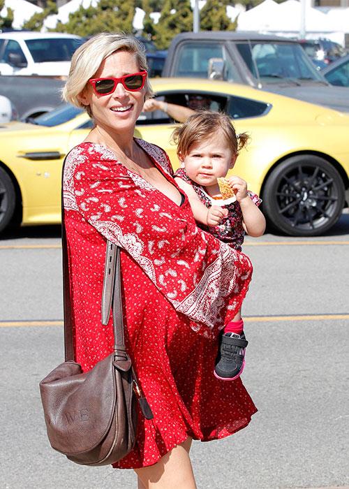 Elsa Pataky y Chris Hemsworth, espléndidos y en familia