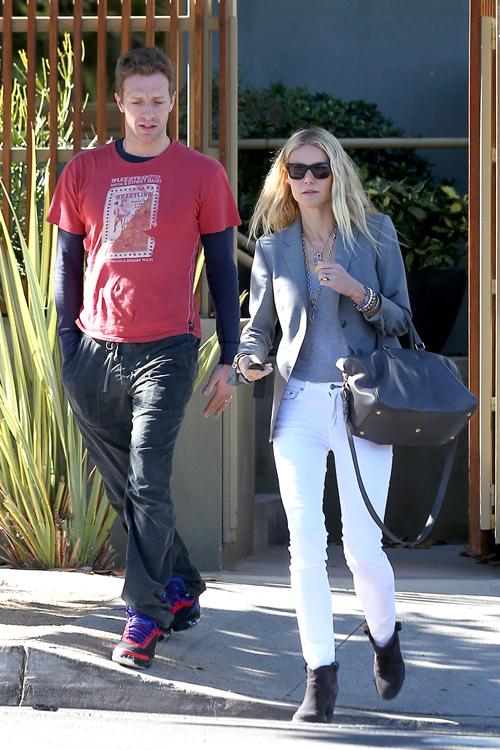 Gwyneth y Chris ponen fin a su matrimonio
