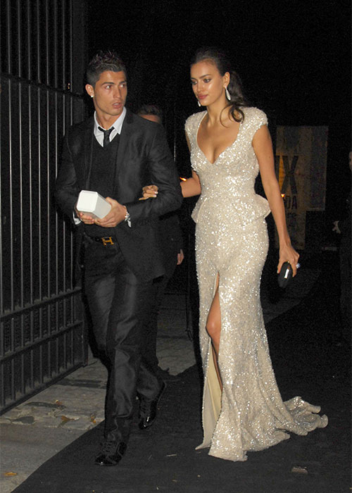 Ronaldo se puso celoso