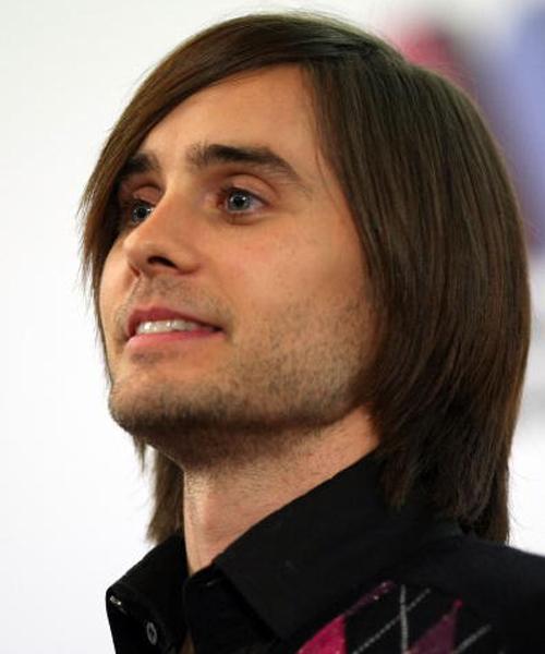 Los excéntricos peinados de Jared Leto