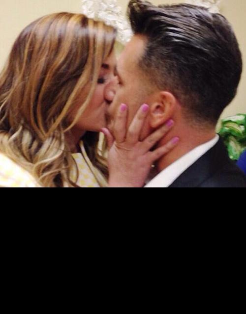 Jorge Bernal se casó con Karla Birbragher