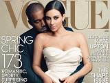 Kim y Kanye en Vogue
