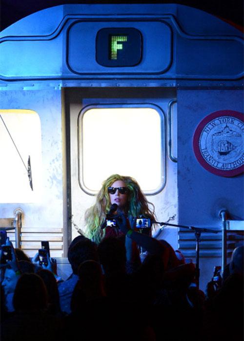 El cumpleaños número 28 de Lady Gaga