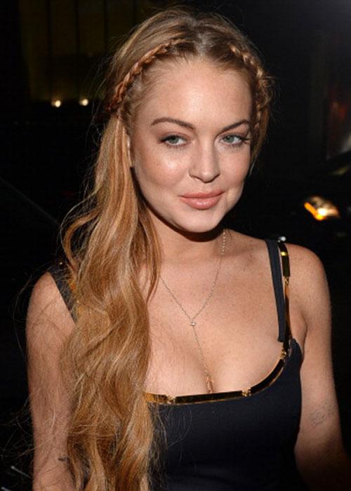 Lindsay Lohan: 36 famosos con los que tuvo sexo