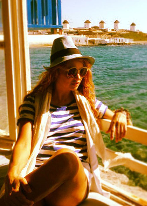 Paulina Rubio será detenida si va a España