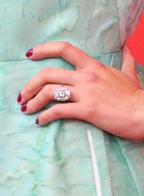 Los anillos de compromiso de las estrellas