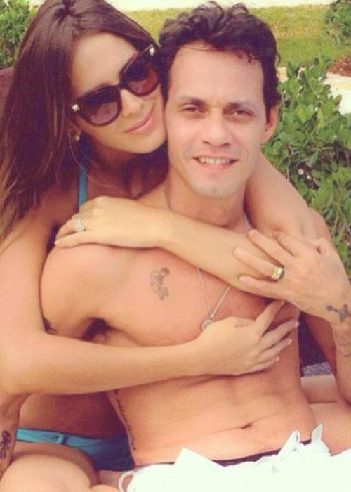 Marc Anthony y Shannon De Lima ¡comprometidos!