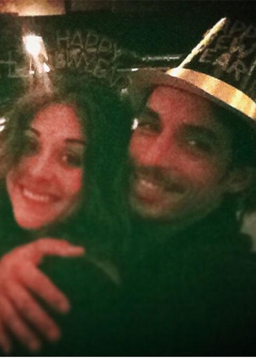 Zuria Vega y Alberto Guerra: los más románticos de Twitter