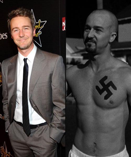 Actores que cambiaron de peso para sus papeles