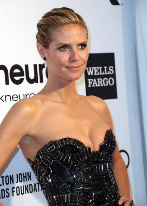 Los 11 mejores escotes de la noche de los Premios Oscar