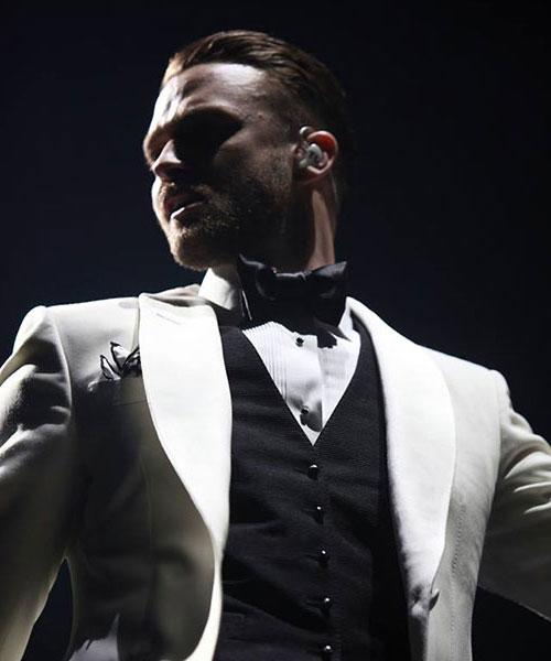 Justin Timberlake estrena el video de 'Not a Bad Thing'