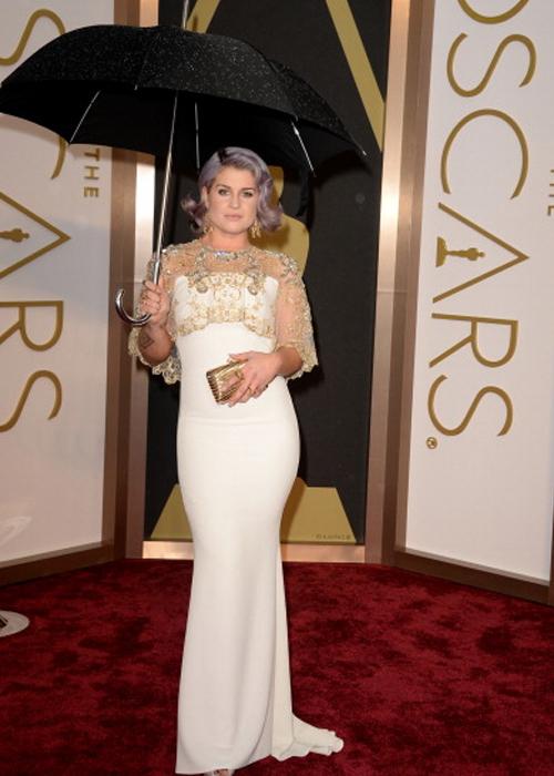 Las primeras en llegar a la alfombra roja de los Premios Oscar
