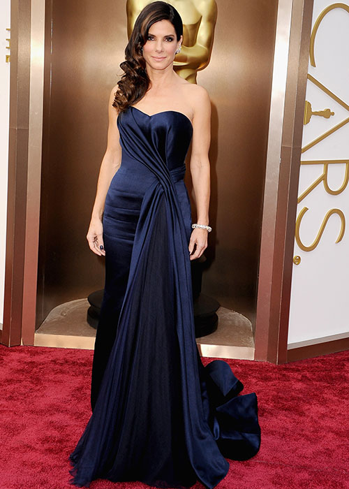 Los vestidos de las candidatas a mejor actriz