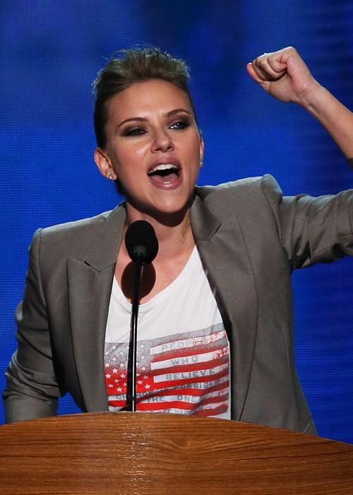 12 cosas que no sabías sobre Scarlett Johansson