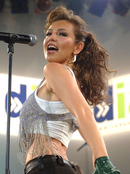 Thalía lanzará un nuevo disco para niños